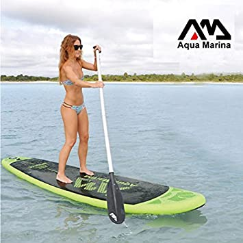 300 * 75 * 10 cm Aqua marina Breeze inflable SUP Stand Up Paddle Board tabla