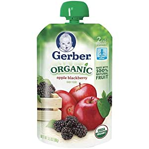 gerber organic baby food pouches coupons