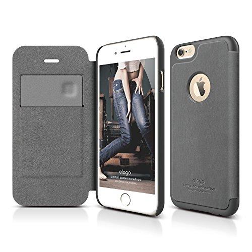 iPhone Case elago Leather Flip