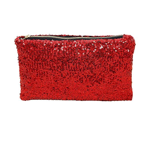 Haresle - Cartera de mano para mujer talla única Red