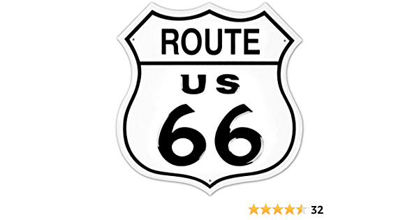MISSOURI Route 66 Shield Metal Sign Man Cave Garage 211110014074 SAINT LOUIS