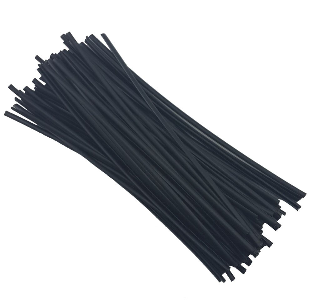 SumDirect 1000Pcs 8inches Plastic Twist Bag Gift Bag CableTies for Party Cello Candy Bags Cake Pops (8inches)