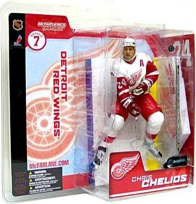 (McFarlane Toys NHL Sports Picks Series 7 Chris Chelios Action)