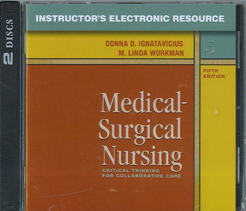 Medical-Surgical Nursing Instructor's Electronic Resource