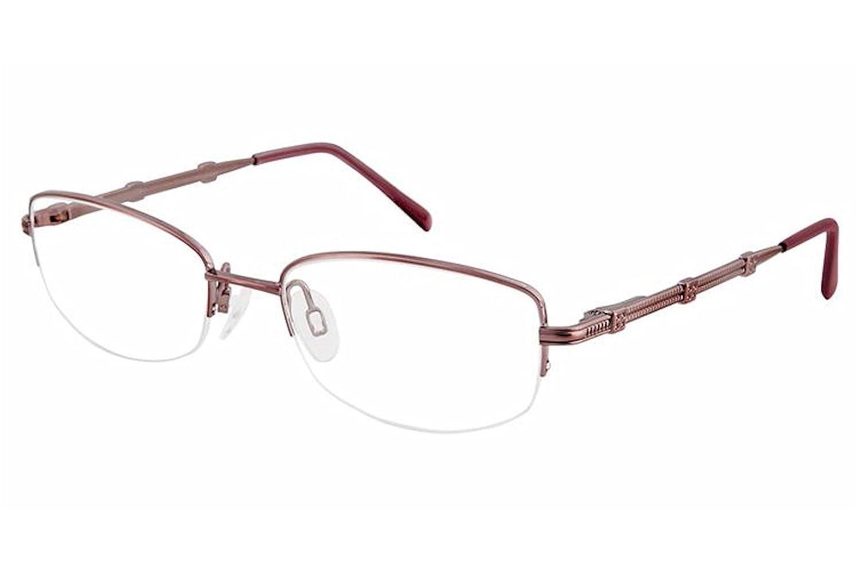 Aristar by Charmant Eyeglasses AR16378 AR//16378 534 Pink Optical Frame 51mm