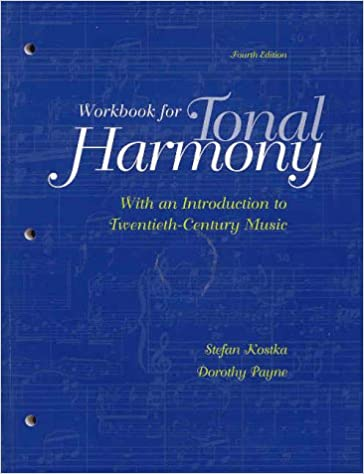 Student workbook and cd for use with tonal harmony stefan kostka student workbook and cd for use with tonal harmony stefan kostka dorothy payne 9780073035123 amazon books fandeluxe Choice Image