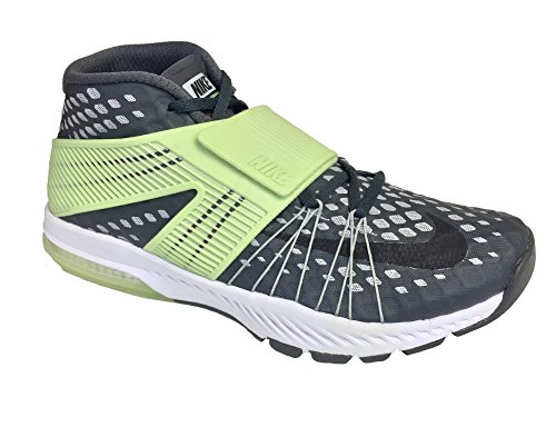 Nike Hombres Zoom Train Toranada Tb Tobillo-high Cross Trainer Zapato Antracita