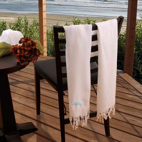 (Gifts Engraved Pashmina Scarf Free Embroidered Personalized)