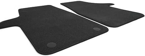 Kh Teile Fußmatten Vito V Klasse W447 Original Qualität Velours Automatten 2 Teilig Vorne Schwarz Auto