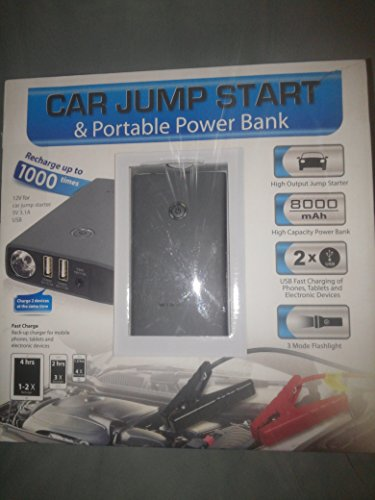 Power Bank To Jump Start Car - 7