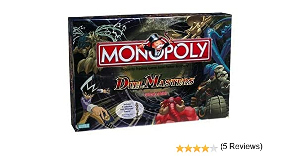 Duel Masters Monopoly: Amazon.es: Juguetes y juegos