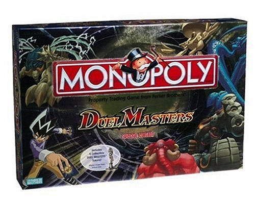 - Duel Masters Monopoly