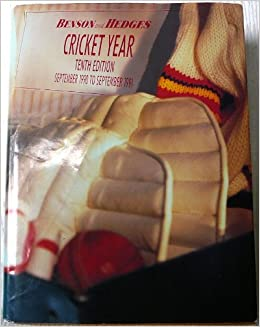 Cricket Year 1991 (Benson and Hedges)