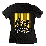LianJian The Wizard Of Oz Logo Women's T-Shirt X-Small Black Womens