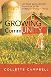 Growing Community, Collette Campbell, 1462726844
