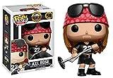 Funko POP Rocks: Axl Rose Action Figure