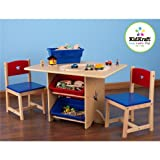 Star Table & Chair Set with Primary Bins Review