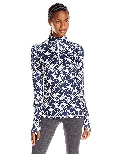 Saucony Omni Sportop, Camiseta de running para mujer de manga larga multicolor