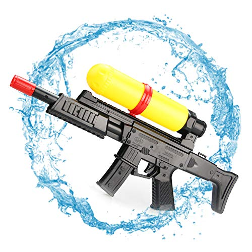 Big Squirt Guns (OMIGAO Water Guns for Kids, Pool Toys, Water Blaster High Capacity Water Soaker Blaster Squirt Summer Water Games, Swimming Pool Beach Sand Water Fighting Toy(16.1 x 9.5)