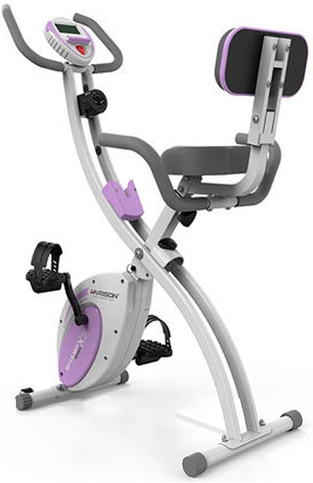 Bicicleta de ejercicios Bicicleta giratoria, magnética para el ...