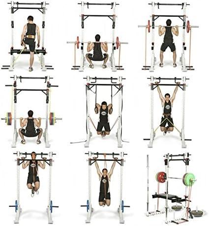 Formación Cinturón Cinturón De Resistencia Fitness TRX Suspensión bandas de resistencia, Ejercicio Cuerda para entrenamiento (Escultura Cuerpo ...