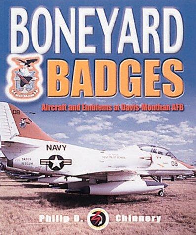 Download Boneyard Badges: Aircraft and Emblems at Davis-Monthan AFB pdf