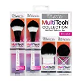 Real Techniques-MultiTech Small Point Set-Makeup Brush Set-For Application of Cream, Liquid, Powder or Mineral Eye Makeup