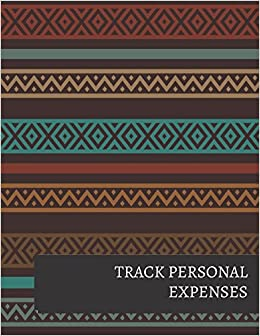 amazon track personal expenses journals for all management