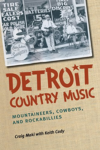 Image result for detroit country music book