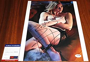 Sexy Natalie Dormer Signed 11x14 Game of Thrones Margaery Hunger Games