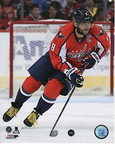 Alex Ovechkin Washington Capitals Unsigned Licensed Hockey Photo (Ovechkin Washington Capitals Photo)