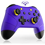 Wireless Switch Pro Controller, PENJOY B73 Wireless Controller for Nintendo Switch Console, Support High Precision…