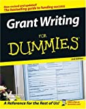 Grant Writing for Dummies, Beverly A. Browning, 0764584162