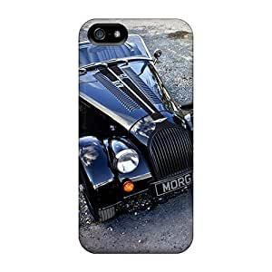 Saraumes Design High Quality Vintage Morgan Cover Case With Excellent Style For Iphone 5/5s