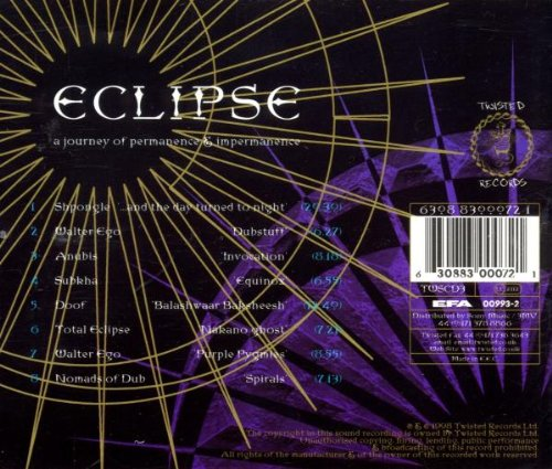 Eclipse: A Journey of Permanence & Impermanence