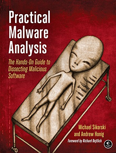 Practical Malware Analysis  A Hands On Guide To Dissecting Malicious Software