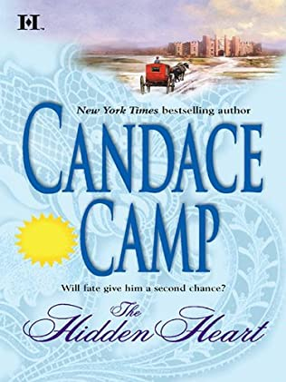 book cover of The Hidden Heart