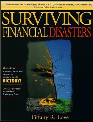 Surviving Financial Disasters: Bankruptcy, Foreclosure, Eviction, Auto Repossession, Excessive Debts and Much - Repair Tiffany And Co