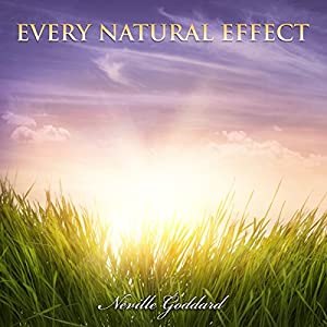Every Natural Effect Audiobook