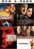 Courtroom Pack (Class Action / Runaway Jury / The Boston Strangler / Star Chamber)