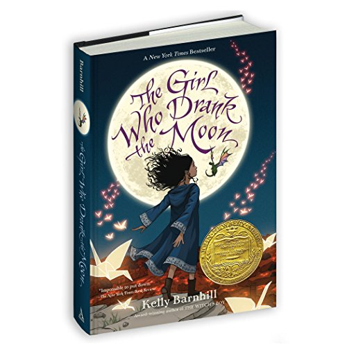 The Girl Who Drank the Moon (Witch Moon In)