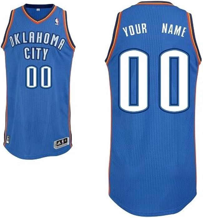 2f41d9c04 Amazon.com   NBA Oklahoma City Thunder Replica Jersey (Team