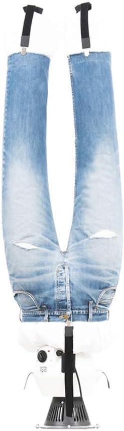 EOLO Plancha Secadora Plancha y Seca en automático Pantalones Jeans Shorts Refresca Pantalones con Aire frío Planchado Vertical Profesional Garantía de 5 años SA08