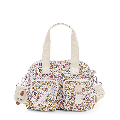 Kipling Women's Defea Printed Handbag One Size Chatty Daisies