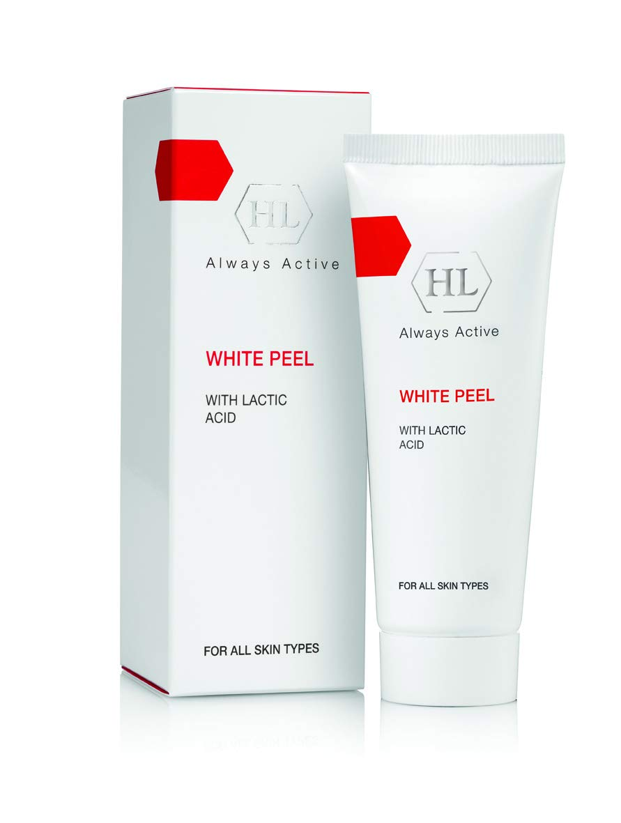 Holy Land Lactolan Peeling White Peel with Lactic Acid 2.4oz
