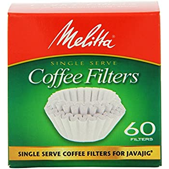 Amazoncom Mini Minit Coffee Filter Number 1 Size 1 Cup Capacity