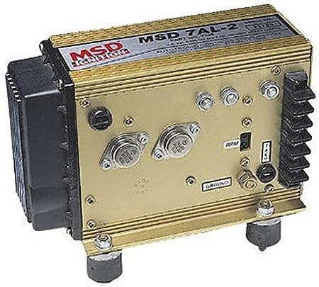 amazon.com: msd co. 7220 msd 7al-2 professional race ignition: automotive  amazon.com