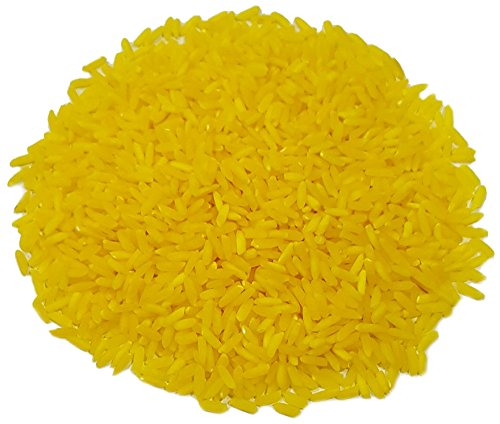 Karma Keepers Colored Rice, 5 lb, Yellow