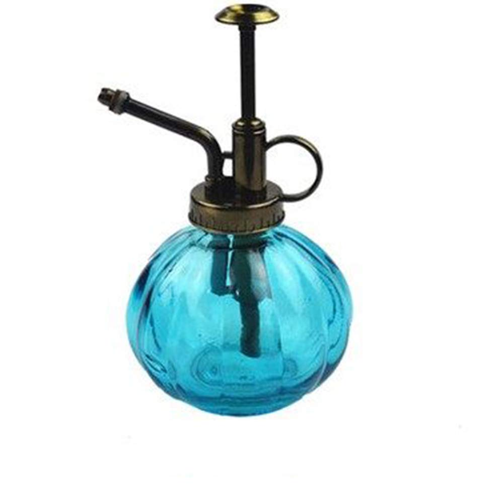 TELLW Watering-Pot Watering The Flowers Home Retro European Pumpkin Glass Small Spray Kettle Gardening Watering Air Spray Nozzle