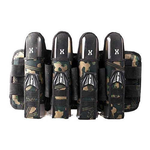 HK Army Eject Paintball Harnesses (Camo, 4+3+4) ()